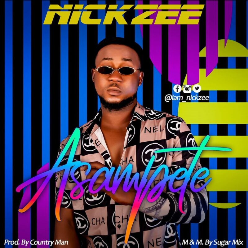 [MP3] Nickzee – Asampete
